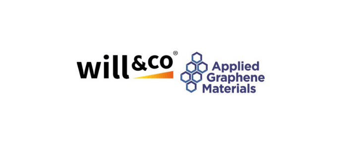 Applied Graphene signs distribution agreement with Will & Co BV., The Netherlands