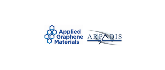 Applied Graphene Materials signs distribution agreement with Arpadis Benelux NV