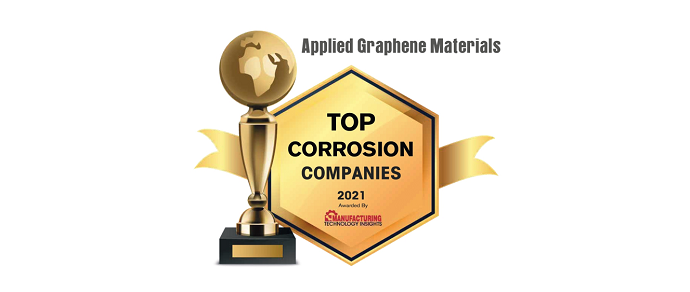 AGM NAMED IN THE TOP TEN FOR COMBATTING CORROSION