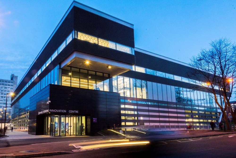 The University's world-class, multi-million-pound engineering centre provides industry-led development in graphene applications, bringing real-world products to market.